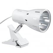 CLX60X02WH [E26 電球なし クリップライト ホワイト]