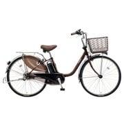 BE-ELD634T [電動アシスト自転車 ビビ・DX 26型 16Ah 内装3段変速 チョコブラウン 2018年モデル]