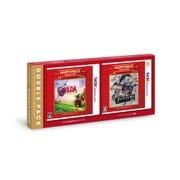 「ゼルダの伝説 時のオカリナ 3D」・「ファイアーエムブレム 覚醒」 ダブルパック [3DSソフト]