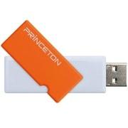 PFU-XTF/8GOR [USB3.0対応 フラッシュメモリー 回転タイプ 8GB オレンジ]