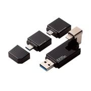 LMF-LGU3A032GBK [Lightningコネクタ搭載USB3.1 Gen1メモリ 32GB]