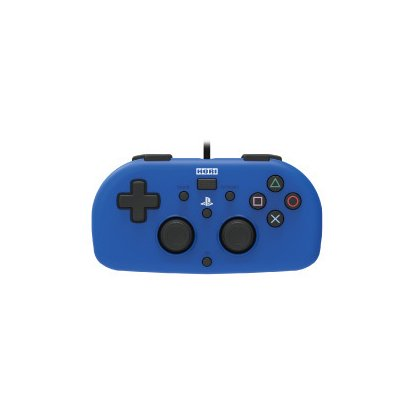 PS4-100 [ワイヤードコントローラーライト for PlayStation 4 ブルー]
