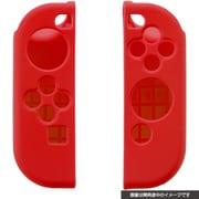 CY-NSJCGC-RE [Nintendo Switch Joy-Con用 シリコングリップカバーセット レッド]