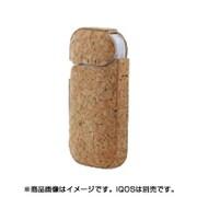 iQCA02-CO [IQOS(アイコス) ハードケース 革貼 コルク]