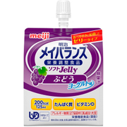 メイバランス ソフトJ200 ぶどうヨーグルト味 125ml [栄養調整食品]