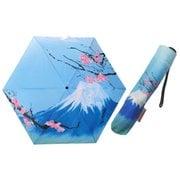 折り畳み傘  富士山