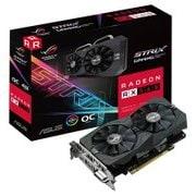 ROG-STRIX-RX560-O4G-EVO-GAMING [AMD Radeon RX 560 オリジナルFAN搭載オーバークロックモデル]