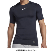 NJP-838092-451-LNP コンプレッション S/S トップ [メンズ フィットネス・トレーニング]