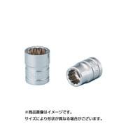 B2-08W [パック入 6.3sq.ソケット 十二角 8mm]