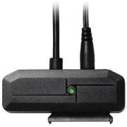 OWL-SA23EI-U2 [2.5/3.5インチHDD/SSD用 SATA-USB2.0 変換ケーブル ブラック]