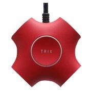 TRIX red [電源タップ USBポート搭載]