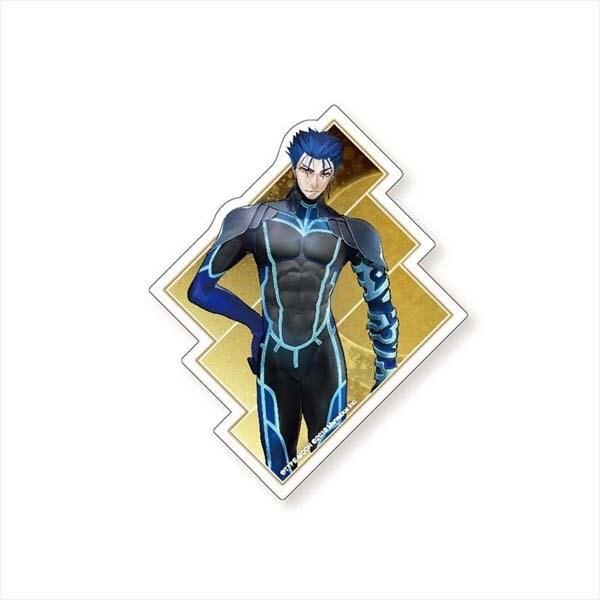 Fate/EXTELLA ダイカットステッカー クー・フーリン [キャラクターグッズ]