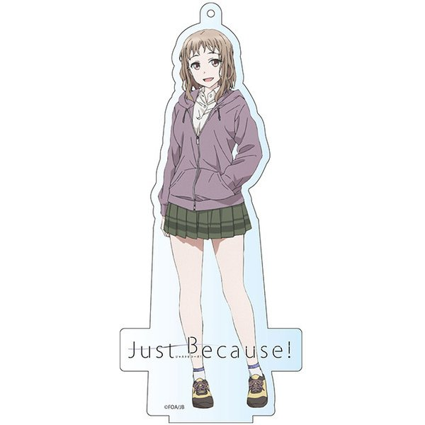 Just Because! デカアクリルスタンド 小宮恵那 [キャラクターグッズ]