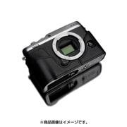 XS-CHXE3BK [富士フイルム X-E3用 本革カメラハーフケース ブラック]