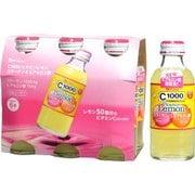 C1000 ビタミンレモン コラーゲン&ヒアルロン酸 6個
