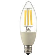 LDC6L-E17 C6 [LED電球 フィラメント シャンデリア形 E17 60W相当 電球色]