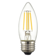 LDC4L C6 [LED電球 フィラメント シャンデリア形 E26 40W相当 電球色]