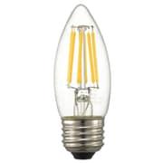 LDC6L C6 [LED電球 フィラメント シャンデリア形 E26 60W相当 電球色]