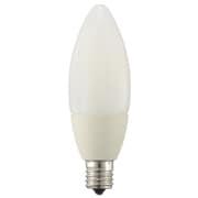LDC4L-E17 W6 [LED電球 フィラメント シャンデリア形 E17 40W相当 電球色]