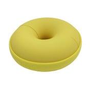 Donut SO yellow [ドーナツ型電源タップ USB Type-Cポート搭載]