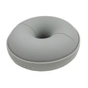 Donut SO dark gray [ドーナツ型電源タップ USB Type-Cポート搭載]