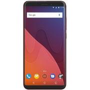 VIEW-CHERRYRED [SIMフリースマートフォン View 5.7インチ/Android 7.1/Qualcomm Snapdragon 425/メモリ 3GB/32GB/チェリーレッド]