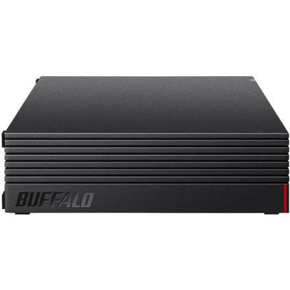 バッファロー 外�けハードディスク (Gen.1) USB3.1 AV向けHDD搭載 2TB HD-LLD2.0U3-BKA 対応