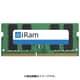 IR2400D4SO-16G [iMac(2017 27インチ)用メモリ 16GB]