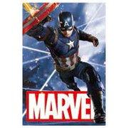 MARVEL(マーベル) 3Dポストカード 4 キャプテンアメリカ [キャラクターグッズ]