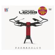 L6059-R1 [LIBERTY L6059 レッド モード 1]
