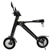 K-1 Bike [折りたたみ電動スクーター ブラック]