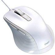 MUS-UKF145W [BlueLED 有線 静音マウス Mサイズ F_line 5ボタン ホワイト]