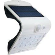 OL-304W [ソーラー充電式 センサーウォールライト 1.5W ホワイト]