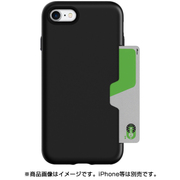 PHFGLTIP8-BK [PhoneFoam Golf iPhone 8ケース BK]