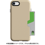 PHFGLTIP8-CG [PhoneFoam Golf iPhone 8ケース シャンパンGD]