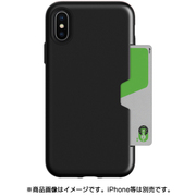 PHFGLTIPX-BK [PhoneFoam Golf iPhone Xケース BK]