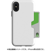 PHFGLTIPX-WH [PhoneFoam Golf iPhone Xケース WH]