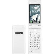 702KC DIGNO ケータイ2 ホワイト [携帯電話]