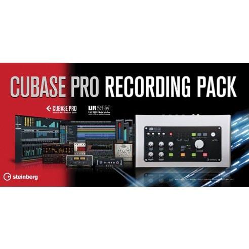 CUBASE PRO RECORDING PACK UR28M [Cubase Pro/UR12Mバンドルパッケージ]