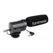 SR-M3 [DSLRカメラ/ビデオカメラ用小型指向性コンデンサーマイク]