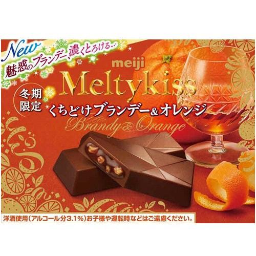 メルティーキッスくちどけブランデー&オレンジ 4本