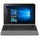 T101HA-G128 [ASUS TransBook 10.1型ワイド/Atom x5-Z8350/メモリ 4GB/128GB eMMC/ドライブレス/Windows 10 Home 64ビット/Office Mobile/グレーシアグレー]