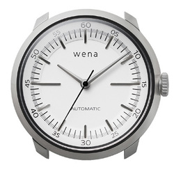 WH-TM01 W [wena wrist Mechanical Head White (ウェナリスト メカニカルヘッド 機械式 ホワイト)]