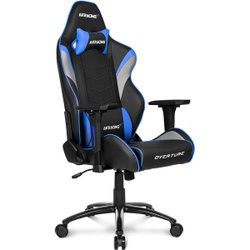 Overture Gaming Chair Blue [Overture ゲーミングチェア ブルー]