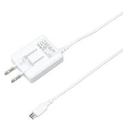 BCACM1015WH [microUSB AC充電器 1A 1.5m 白]