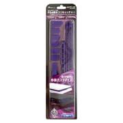 ANS-PF034PL [PS4(CUH-2000)用 ホコリキャッチャー 紫]