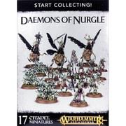 START COLLECTING! DAEMONS OF NURGLE [プラモデル]