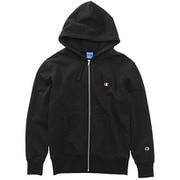 C3LS150 090 M FULL ZIP SWEAT PARKA [メンズ フィットネス・トレーニングシャツ]