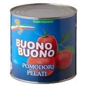 ホールトマト (イタリア産) 1号缶 2550g