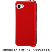 IN-AQRCOCP1/R [AQUOS R compact スマホ耐衝撃ケース カラップ レッド]